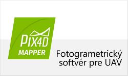 Fotogrametrický softvér pre UAV