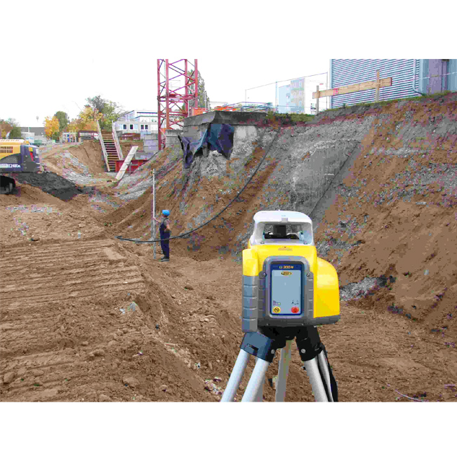 Rotačný laser Spectra Precision LL300N