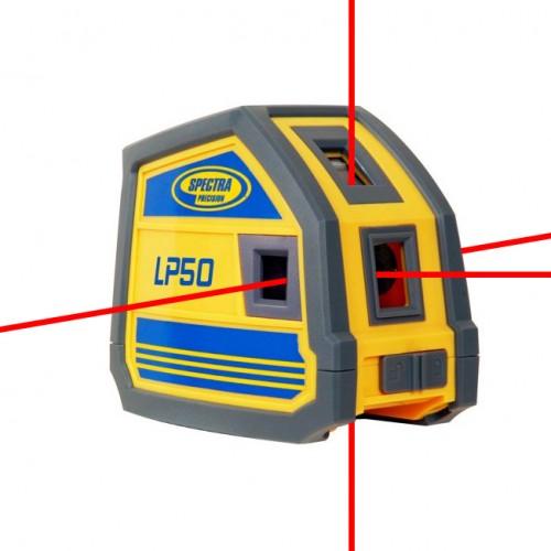 Bodový laser LP50
