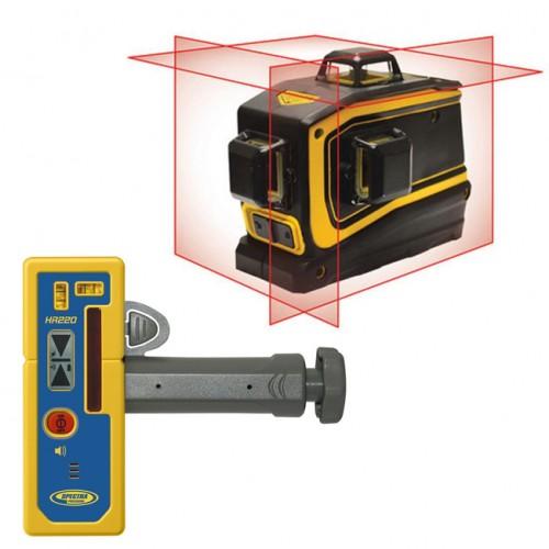 Laser LT56 s prijímačom HR220