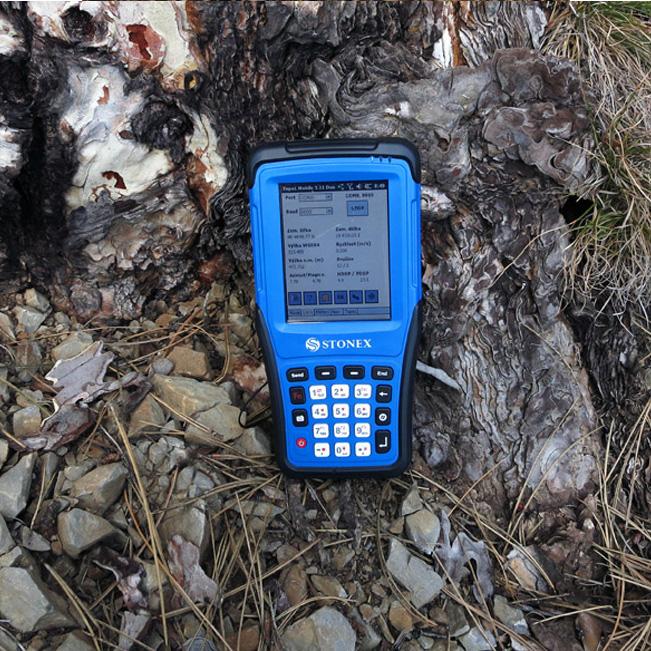 Mapovanie v lese