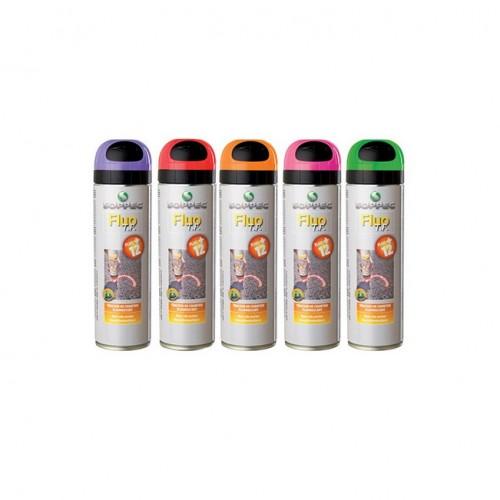 Fluorescenčný značkovací sprej SOPPEC FLUO TP