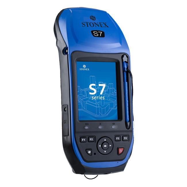 Ručný GNSS prijímač Stonex S7G