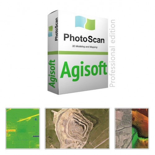 Agisoft Photoscan Professional Edition