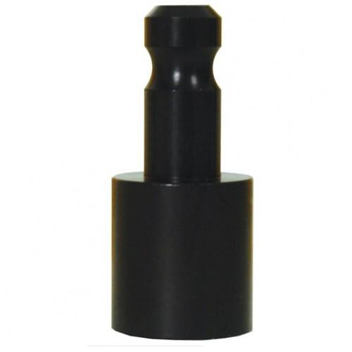 Rýchloupinák pre GPS anténu - adaptér na výtyčku