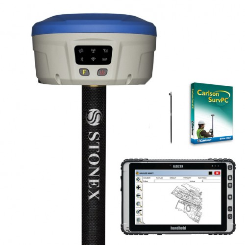 GNSS Stonex S9i tablet Algiz 8X