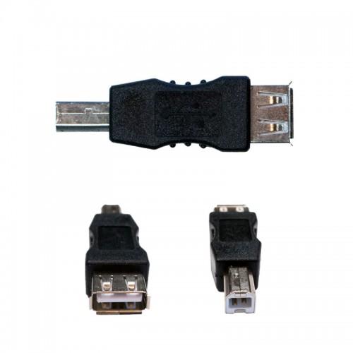 USB konverzia (samec B - samica A)