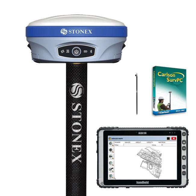 GNSS Stonex S900 tablet Algiz 8X