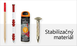 Stabilizačný materiál
