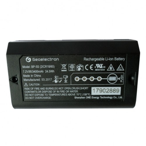 Bateria pre Stonex S4II a S9i