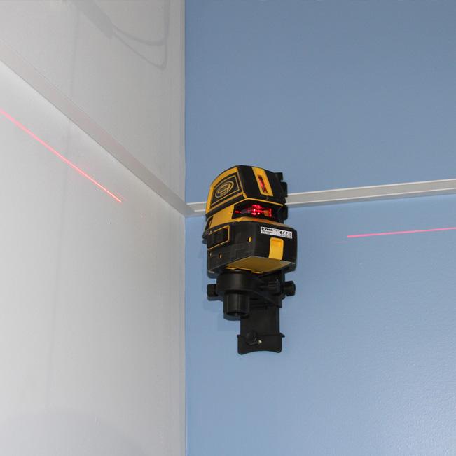 Bodový a krížový laser LT52