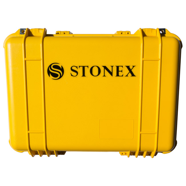 Odolný plastový kufor