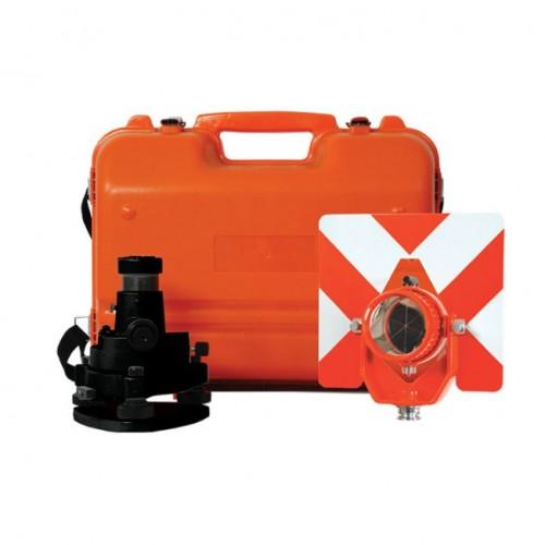 Trojpodstavcová súprava v kufríku, výška 100 - 120 mm
