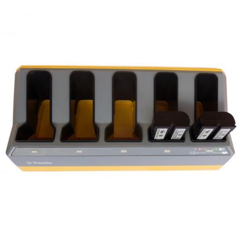 Nabíjačka pre 5 batérii Trimble