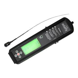 Rádiový vyhľadávač (prijímač a vysielač)