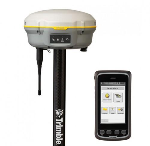 GNSS Trimble R8s s kontrolnou jednotkou Slate