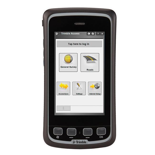 GNSS Trimble R8s a Slate