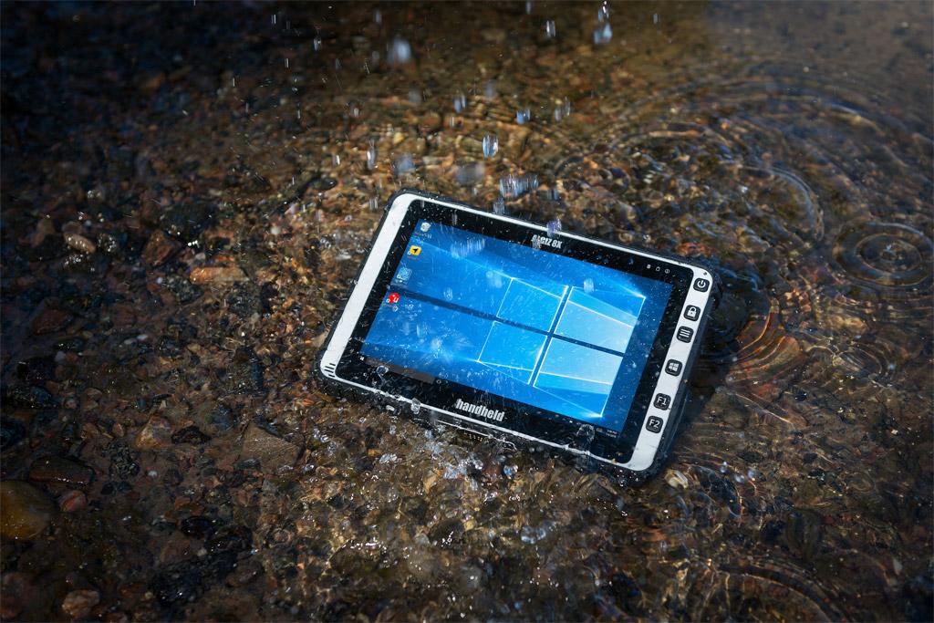 Handheld Algiz 8X, Win 10
