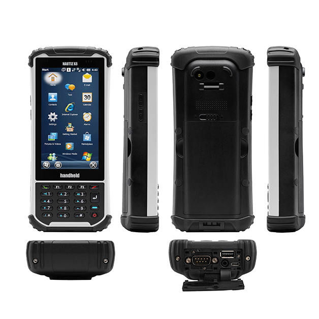 Handheld Nautiz X8