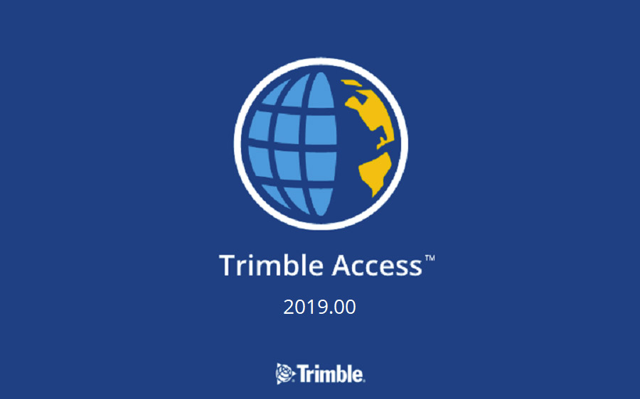 Trimble Access 2019