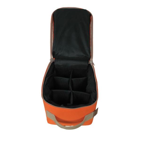 Transportný batoh pre 6 skenovacích gulí