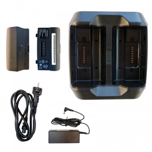 Externá nabíjačka pre batérie Trimble TSC7 + batérie