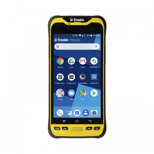 Trimble TDC600, Android