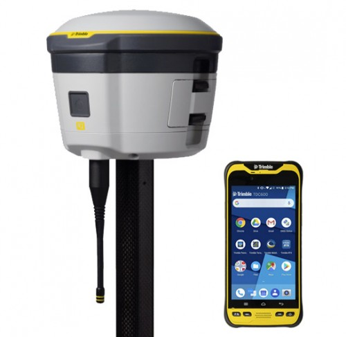 GNSS Trimble R2 + TDC600