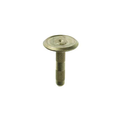 Mosadzná stabilizačná značka - 43 mm