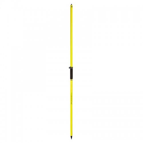 Dvojdielna hliníková výtyčka pre GNSS - 2 m
