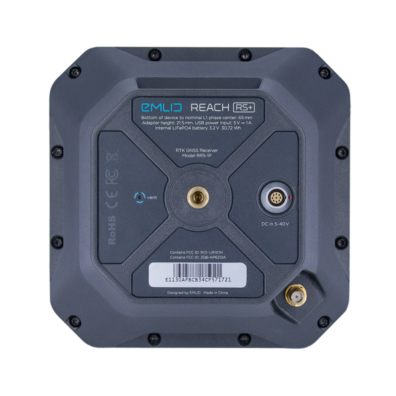 GNSS Emlid Reach RS+