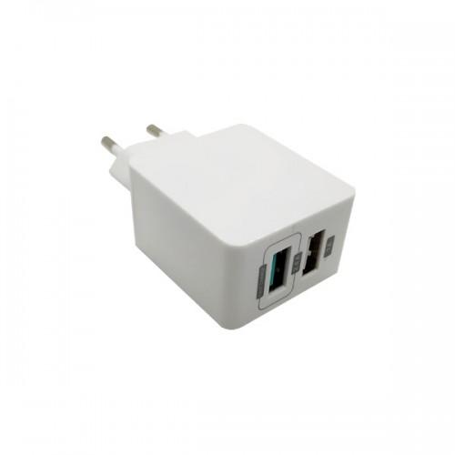 Rýchlonabíjací adaptér pre GNSS