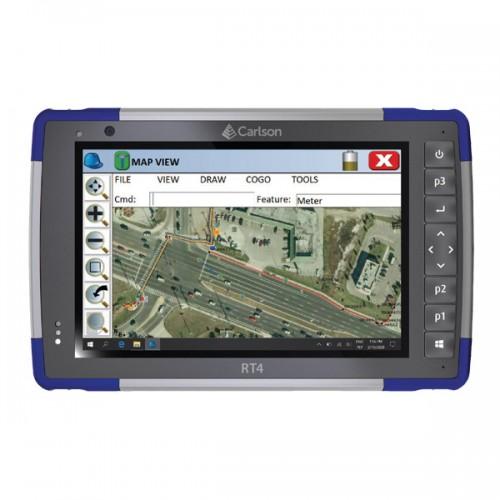 Tablet Carlson RT4 - kontrolná jednotka